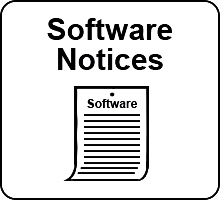 Software Notices