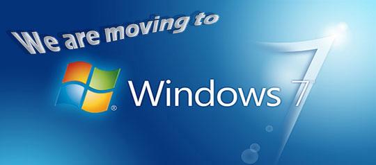Window 7 Migration Status